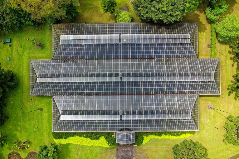 bird-s-eye-view-of-solar-panel-roof-1907419
